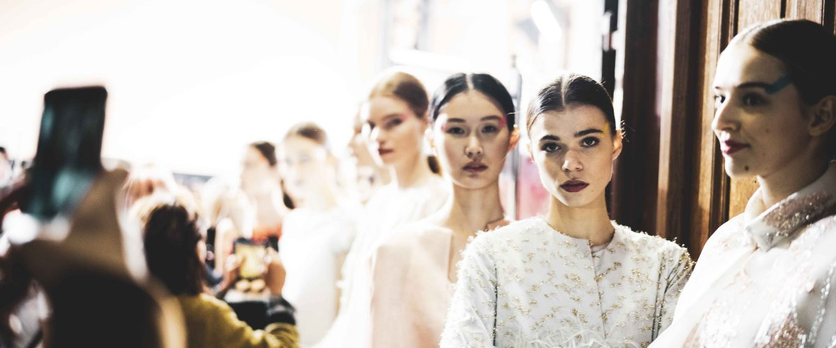 Behind the scenes photograpy – Paris Couture Week